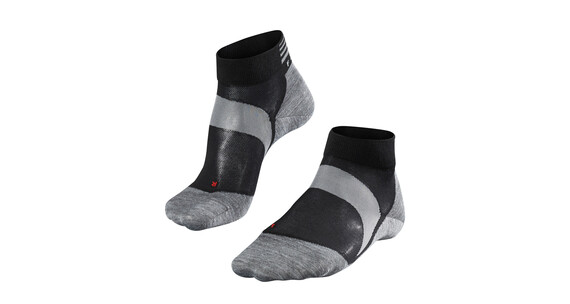 Falke BC6 Biking Socks Men black-mix
